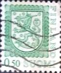 Stamps : Europe : Finland :  Intercambio 0,20  usd 50 p. 1976
