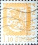 Sellos de Europa - Finlandia -  Intercambio 0,20  usd 1,10 m. 1979
