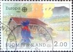 Stamps Finland -  Intercambio cxrf 0,25  usd 2 m. 1990
