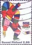 Stamps Finland -  Intercambio cxrf 0,25  usd 2,80 m. 1997