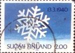Stamps Finland -  Intercambio crxf 0,25  usd 2 m. 1990
