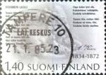 Sellos de Europa - Finlandia -  Intercambio 0,30  usd 1,40 m. 1984