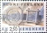 Sellos del Mundo : Europa : Finlandia : Intercambio cxrf 0,20  usd 2,50 m. 1976