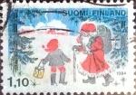 Sellos de Europa - Finlandia -  Intercambio nfxb 0,30  usd 1,10 m. 1984