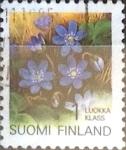 Stamps Finland -  Intercambio nfxb 0,20  usd 2,10 m. 1992