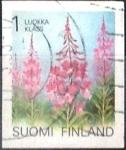 Stamps : Europe : Finland :  Intercambio 0,20  usd 2,10 m. 1992