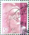 Sellos de Europa - Francia -  Intercambio 0,20  usd 3 francos 1946