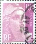 Sellos de Europa - Francia -  Intercambio 0,20  usd 10 francos 1948