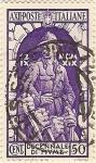 Stamps : Europe : Italy :  AXII Poste italiane
