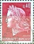 Sellos de Europa - Francia -  Intercambio 0,20  usd 40 cent.  1969
