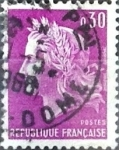 Sellos de Europa - Francia -  Intercambio 0,20  usd 30 cent.  1967