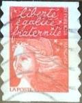 Sellos del Mundo : Europa : Francia : Intercambio jn 0,25  usd 3 francos  1997
