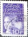 Sellos del Mundo : Europa : Francia : Intercambio jn 0,35  usd 10 francos  1997