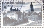 Stamps : Europe : France :  Intercambio 0,25 usd 30 francos 1951