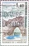 Sellos de Europa - Francia -  Intercambio jxn 0,20 usd 1,40 francos 1971