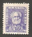 Sellos de America - Brasil -  575 - Almirante Tamandare