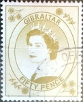 Stamps : Europe : Gibraltar :  Intercambio 1,90 usd 50 p. 1999