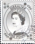 Stamps : Europe : Gibraltar :  Intercambio jxa 4,00 usd 1 libra 1999