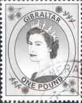 Stamps : Europe : Gibraltar :  Intercambio jxa 4,00 usd 1 libra 1999