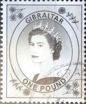 Sellos del Mundo : Europa : Gibraltar : Intercambio 4,00 usd 1 libra 1999