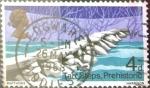 Sellos de Europa - Reino Unido -  Intercambio 0,20 usd 4 p. 1968