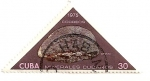 Stamps of the world : Cuba :  Minerales cubanos. Cromo