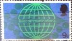 Sellos de Europa - Reino Unido -  Intercambio cxrf2 0,20 usd 9 p. 1969