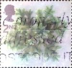 Stamps United Kingdom -  Intercambio 0,25 usd 19 p. 2002