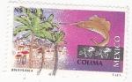Sellos de America - México -  Colima