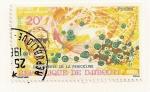 Stamps Africa - Djibouti -  Alexander Fleming, descubrimiento de la penicilina.