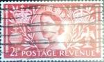 Stamps United Kingdom -  Intercambio 0,25 usd 2,5 p. 1953