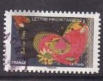 Stamps France -  Navidad
