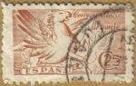 Stamps Europe - Spain -  PEGASO, urgente