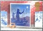 Sellos de Europa - Reino Unido -  Intercambio 0,45 usd 19 p. 1988