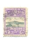 Stamps America - Uruguay -  Cerro de Montevideo