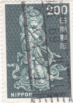 Stamps Japan -  figura