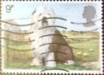 Sellos de Europa - Reino Unido -  Intercambio cxrf2 0,25 usd 9 p. 1979