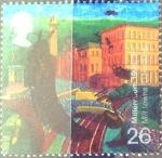 Stamps : Europe : United_Kingdom :  Intercambio js 0,80 usd 26 p. 1999