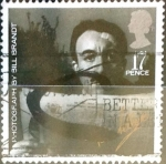 Sellos del Mundo : Europa : Reino_Unido : Intercambio 0,45 usd 17 p. 1985
