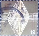 Stamps United Kingdom -  Intercambio 0,40 usd 19 p. 1999
