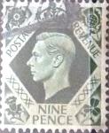 Sellos de Europa - Reino Unido -  Intercambio 0,90 usd 9 p. 1939