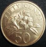 monedas de Asia - Singapur -  1989 (Reverso)