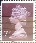 sellos de Europa - Reino Unido -  Intercambio 0,40 usd 7 p. 1975