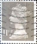 Sellos de Europa - Reino Unido -  Intercambio 0,20 usd 11,5 p. 1981