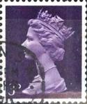 Sellos de Europa - Reino Unido -  Intercambio 0,20 usd 3 p. 1968