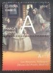 Sellos de Europa - España -  Las Meninas de Velázquez