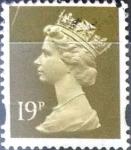 Sellos de Europa - Reino Unido -  19 p. 1994