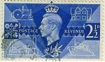 Stamps United Kingdom -  Jorge VI y símbolos de la paz y de la industria