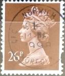 Sellos de Europa - Reino Unido -  Intercambio 0,40 usd 26 p. 1997