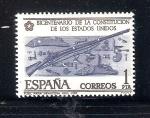 Sellos de Europa - España -  Bicentenario de los Estados Unidos